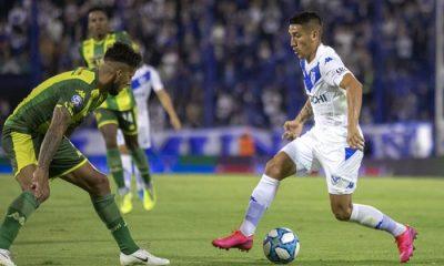 Vélez empató con Aldosivi