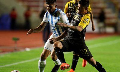 Atlético Tucumán perdió en la altura de La Paz