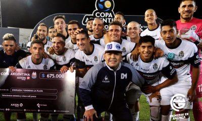 Maradona Copa Argentina