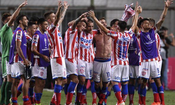 Unión a la segunda ronda de la Sudamericana
