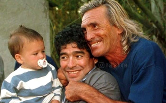 Maradona mensaje a Gatti