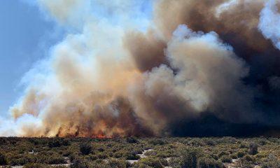 Incendio Estancia El Tatay