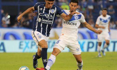 Godoy Cruz sorprendió a Vélez