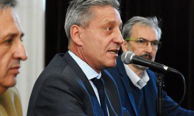 Arcioni respaldo a Paulino Gómez