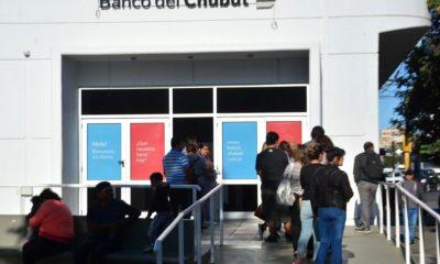 Banco del Chubut atención jubilados