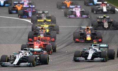 Fórmula 1 rearma el campeonato