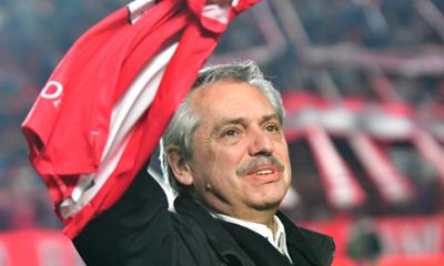 Fernández fútbol salida de la cuarentena