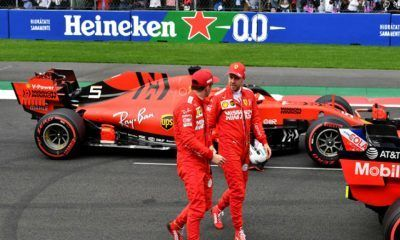 Ferrari desmintió que se fuera a ir de la Fórmula 1