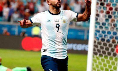 Kun Copa América le hubiera gustado este año