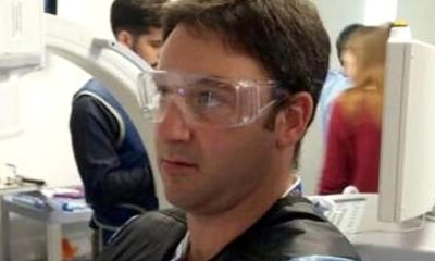 Médico San Francisco positivo coronavirus