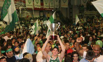 Liga Nacional Gimnasia de Comodoro campeón 2005-2006