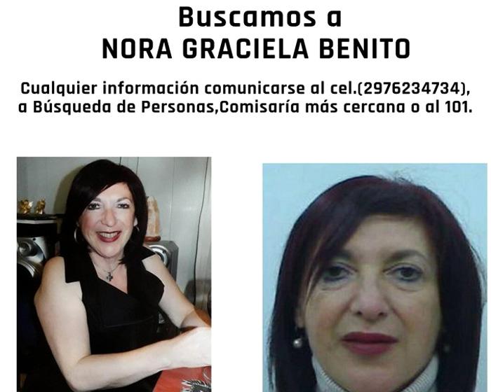 Nora Benito búsqueda