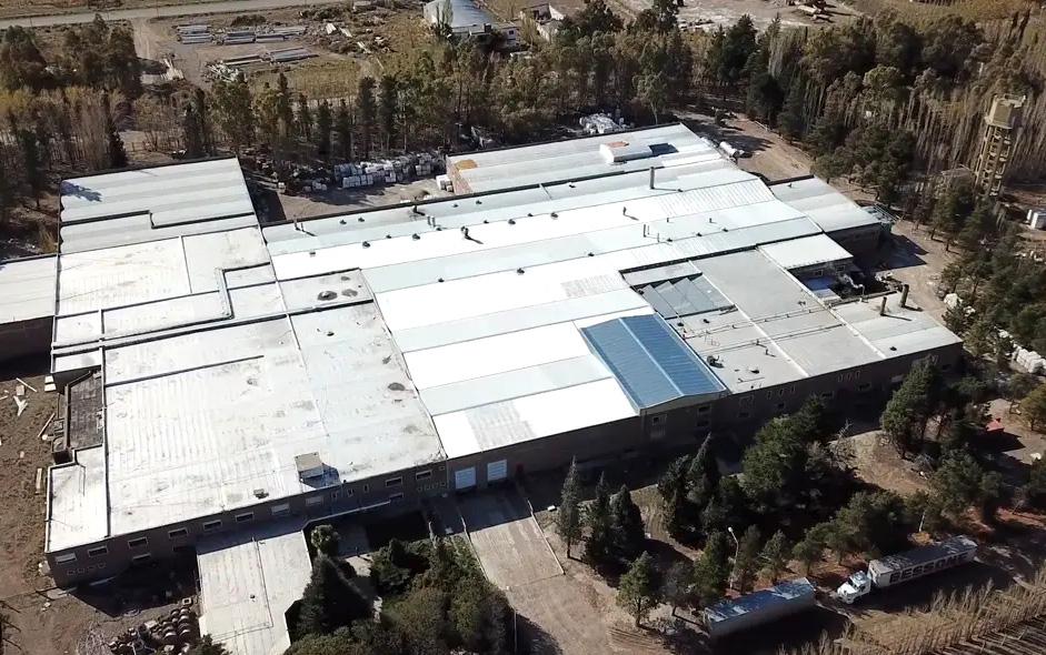 Parque Industrial habilitado