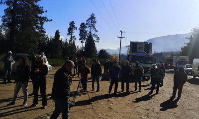 Protesta cuenta propistas Comarca