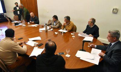 Arcioni reunión flexibilización