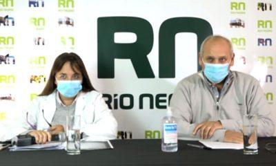 Río Negro seis muertos coronavirus