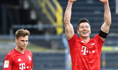 Bayern cerca de un nuevo título en la Bundesliga
