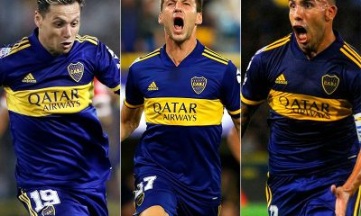 Boca contratos Zárate Soldano y Tevez