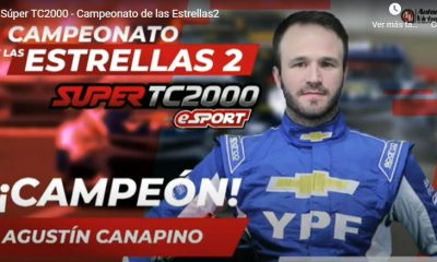 Canapino Súper TC 2.000 virtual