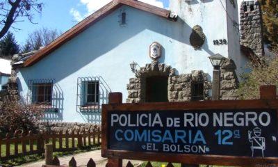 8 policías de El Bolsón en cuarentena
