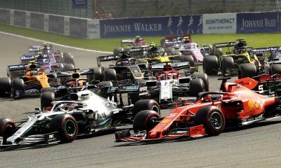 Fórmula 1 Spa Francorchamps