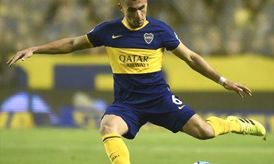 Junior Alonso deja Boca