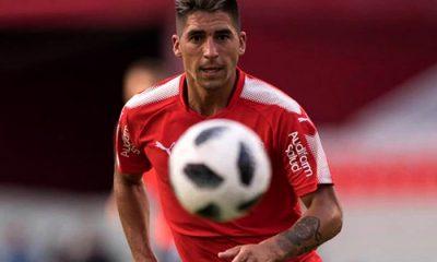 Leandro Fernández se va del Rojo