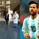 Messi donación Fundación Garrahan