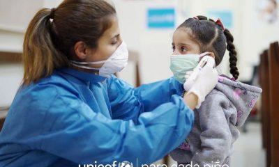 Messi pedido de ayuda UNICEF Argentina