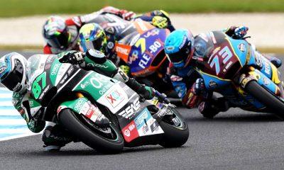 Moto GP suspendieron Gran Bretaña y Australia
