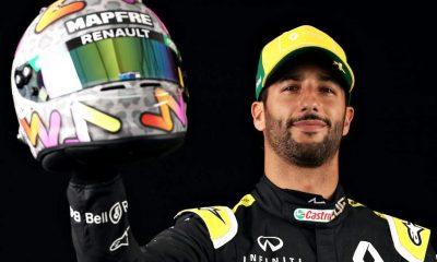 Daniel Ricciardo a Mc Laren