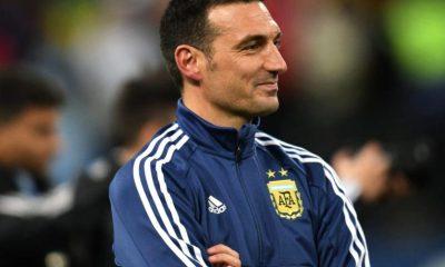 Scaloni prefiere que la selección juegue en La Bombonera