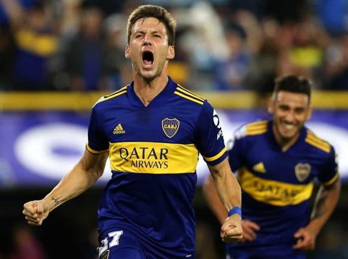 Soldano quiere seguir en Boca