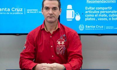 Suárez Moré Santa Cruz sin positivos hace 20 días
