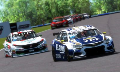 Súper TC 2000 final en Rafaela del torneo virtual