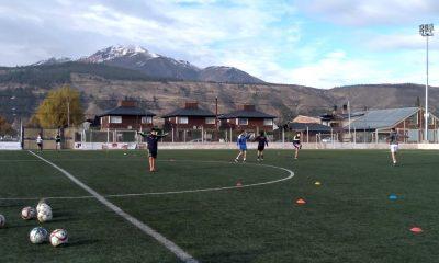 Belgrano de Esquel volvió a los entrenamientos