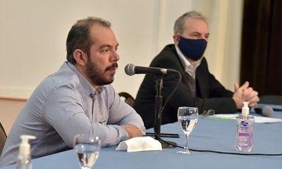 Grazzini trabajadores independientes circulación Comarca Andina