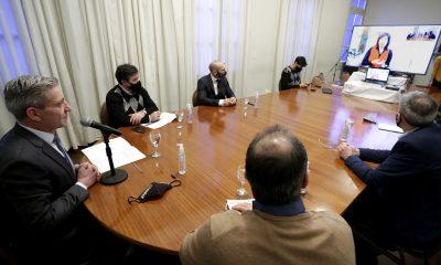 Acuerdo entre Chubut y Río Negro por la circulación en la Comarca Andina
