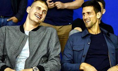 Estrella de la NBA se contagió de Djokovic
