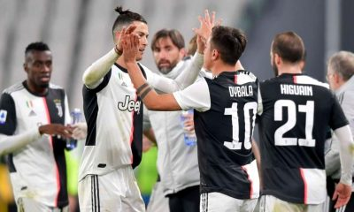 Dybala e Higuaín goles para la Juventus