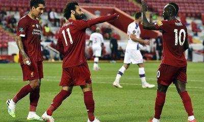 Liverpool a un paso del título en la Premier League