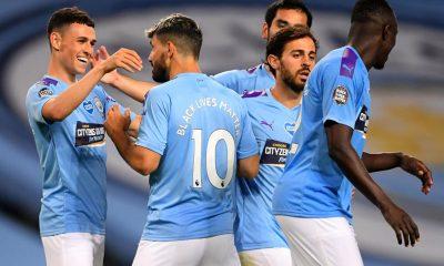 Manchester City goleada Arsenal