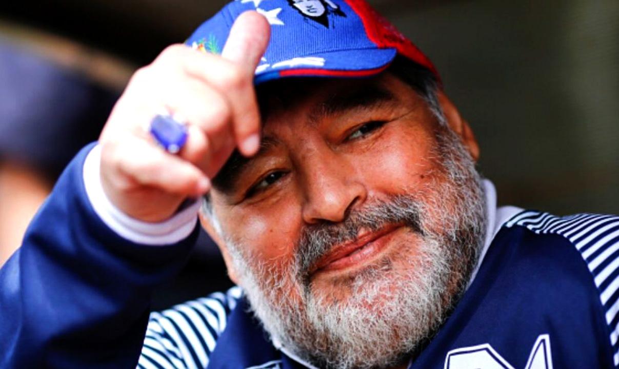 Maradona seguirá en Gimnasia