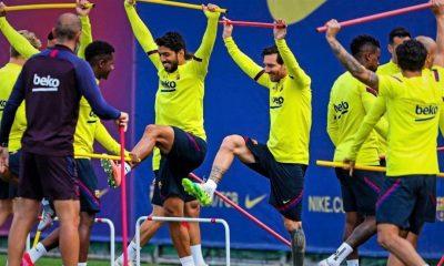 Messi la gran atracción del Barcelona que juega ante Mallorca