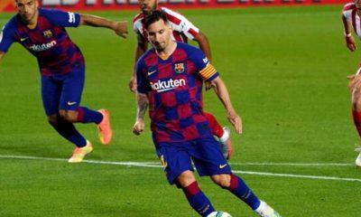 Messi gol 700 Barcelona
