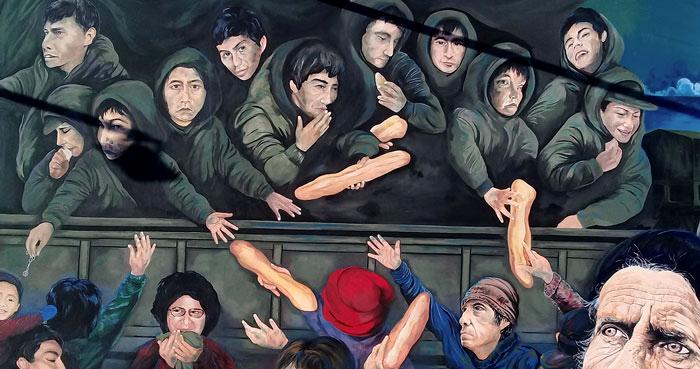 38º aniversario del Día en Que Madryn Se Quedó Sin Pan