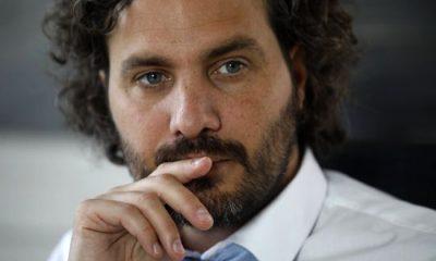Santiago Cafiero Gallardo en sintonía con el Gobierno