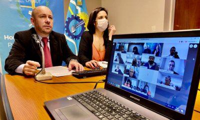 Legislatura sesión virtual trunca