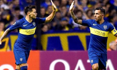 Boca busca renovar con Zárate y Tevez