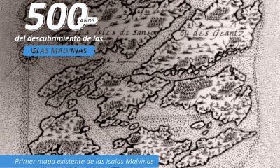 Malvinas 500 años del Descubrimiento